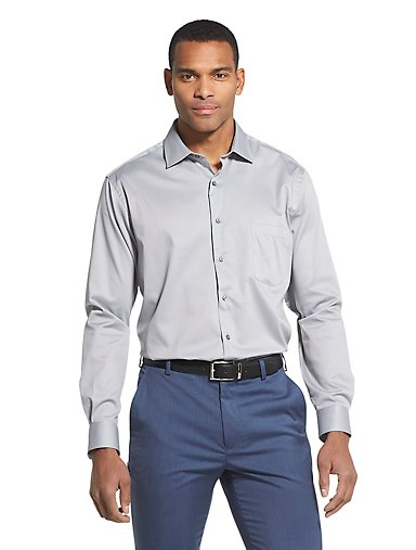 e7f9ccc4e3 Regular Wrinkle-Free Stretch Flex Dress Shirt