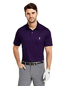 IZOD Golf Grid Short Sleeve Polo T-Shirt