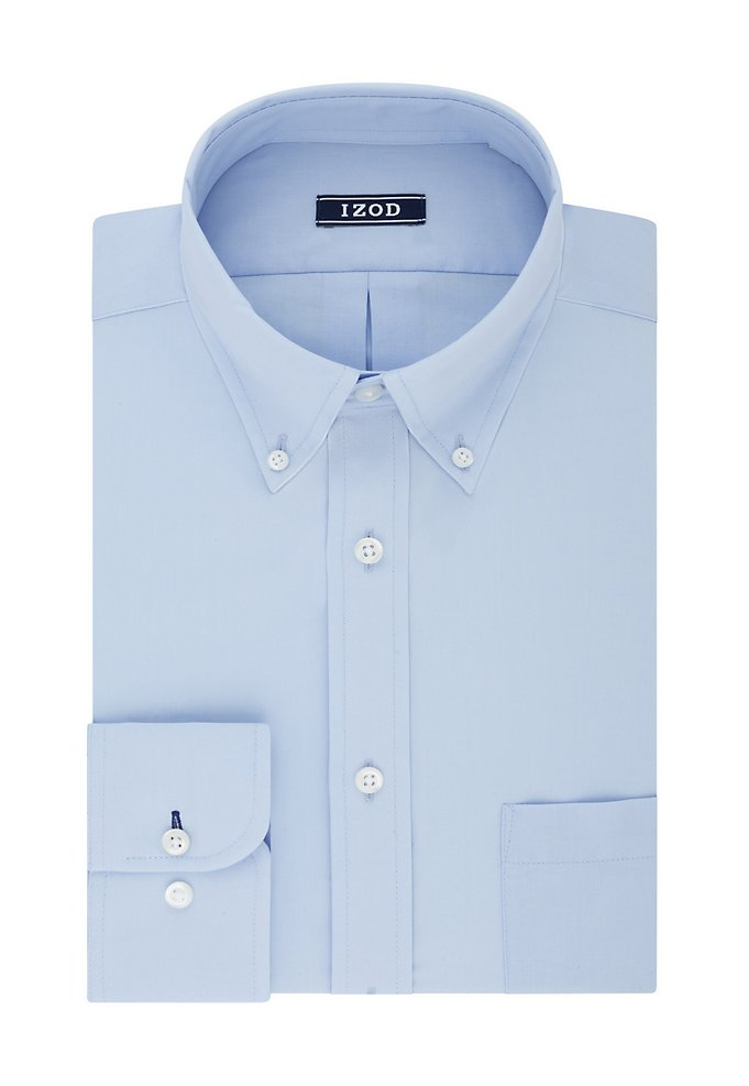 dcbaf52eac Regular Wrinkle-Free Stretch Dress Shirt