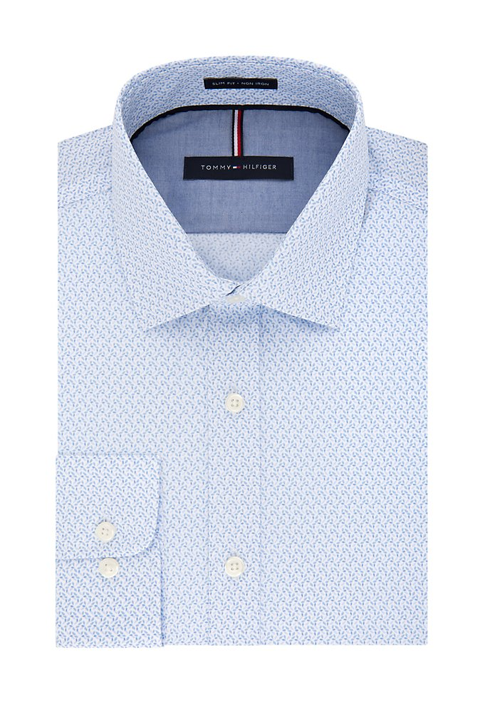 9e4bf096 Slim Non Iron Dress Shirt | Van Heusen