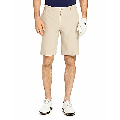 98725740298e Swing Flex Golf Flat Front Short | IZOD