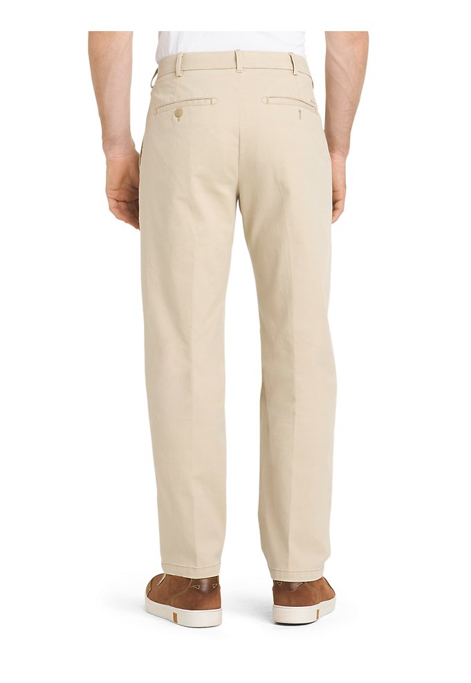 944a71dff8596 Saltwater Classic Fit Stretch Chino | IZOD