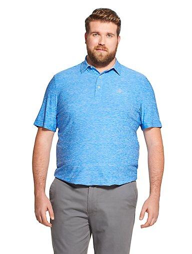 9d0dc6e7dd Tall Fit Golf Title Holder Polo Shirt