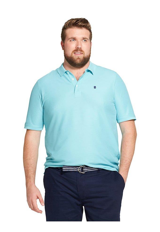 0b1705f9 Tall Fit Advantage Performance Polo Shirt | IZOD