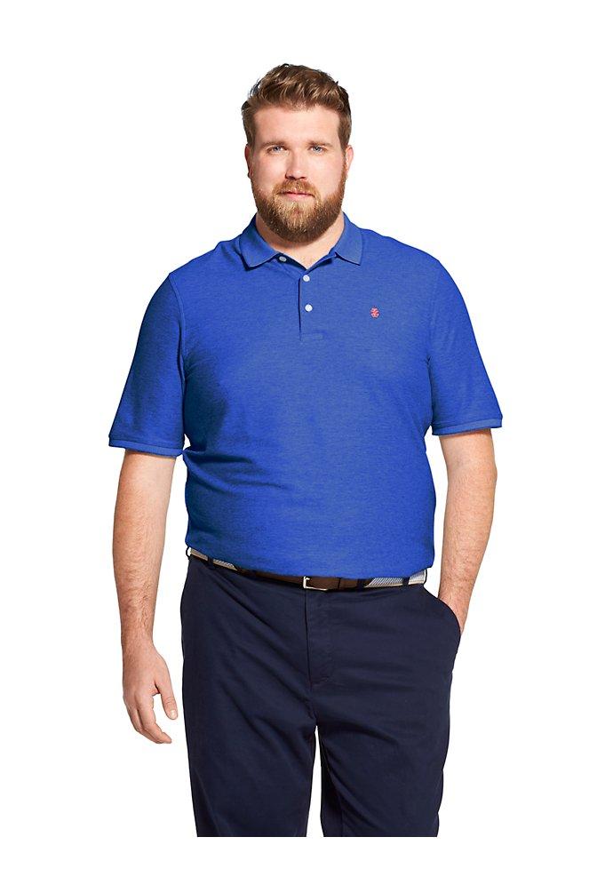 ea688966 Big Fit Advantage Performance Polo Shirt | IZOD