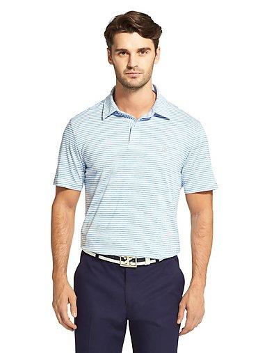 ec9301ae9b607 Golf Striped Polo Shirt