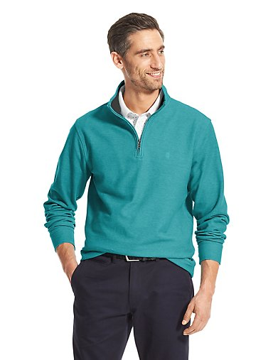 155e632ab9c73f Saltwater Quarter-Zip Sweater
