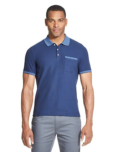 f62105d07 Never Tuck Slim Fit Polo