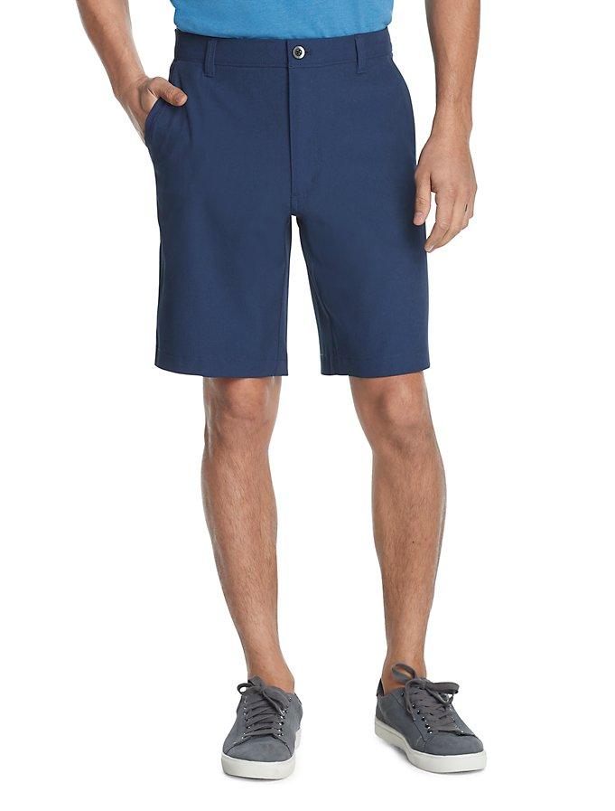 Van Heusen Men's Weekend Straight Fit Shorts