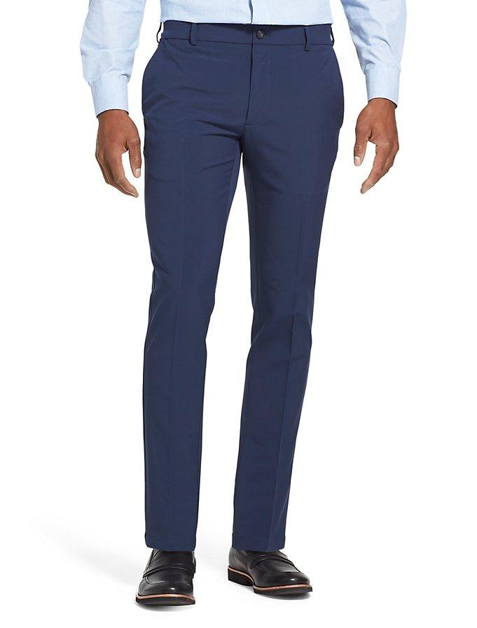 Van Heusen Flex 3 Slim Flat Front Pant