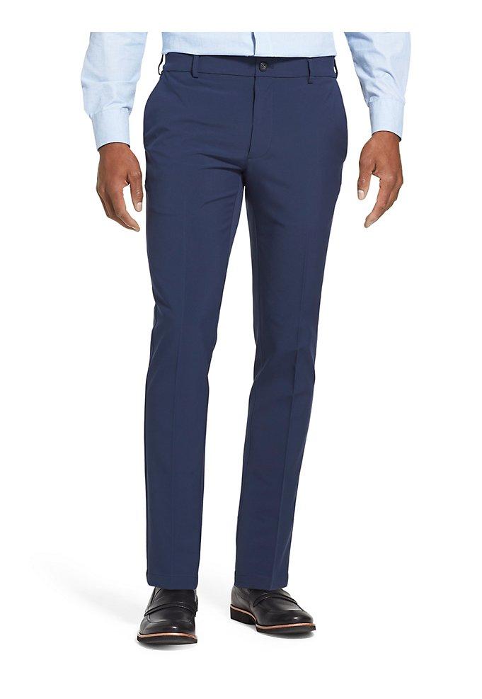 aba42dde23ddb Flex Slim Flat Front Pant | Van Heusen
