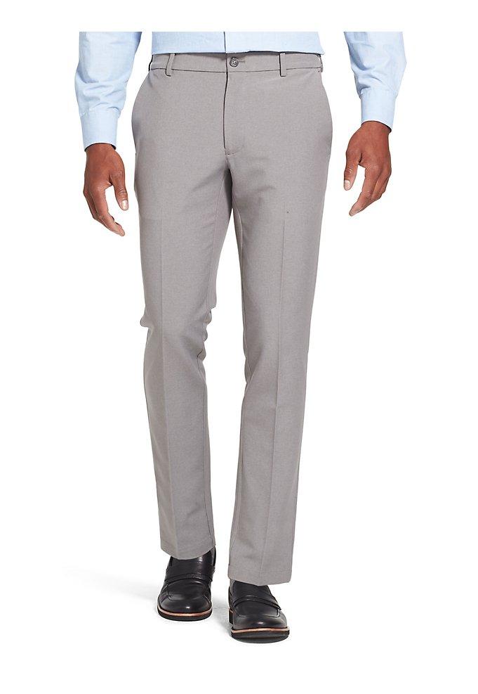 eee2c81513129 Flex Slim-Fit Flat Front Pant | Van Heusen