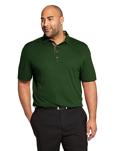 034d667ee Big Fit Air Short Sleeve Polo
